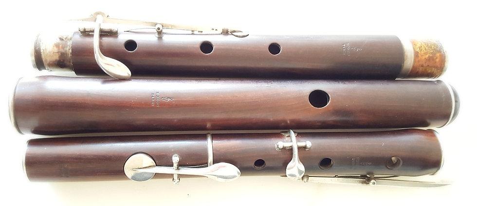 Flûte de Jacques Nonon