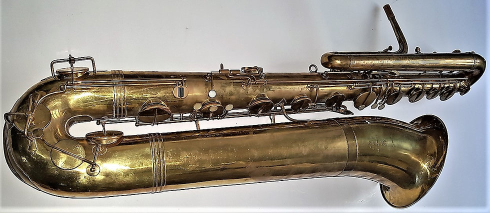 Saxophone Basse Beaugnier Selmer Achat Vente Expertise