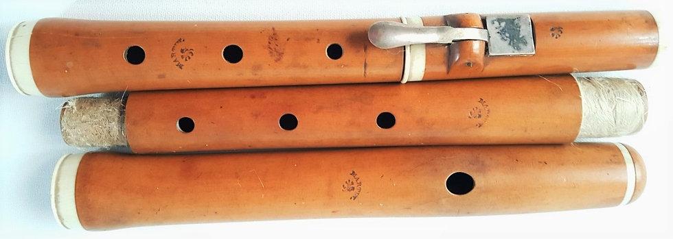 Flûte / Traverso de Jean François martin