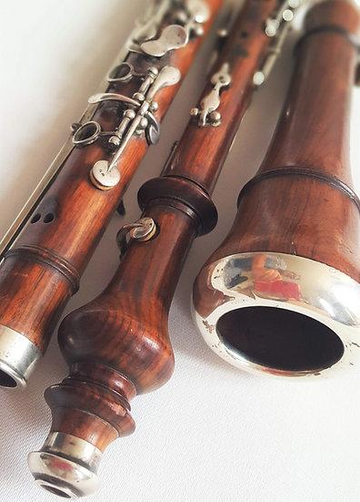 Hautbois Cor Anglais Henri Brod Oboe English Horn