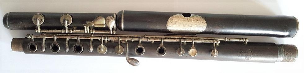 Flûte Buffet-Crampon Boehm en bois