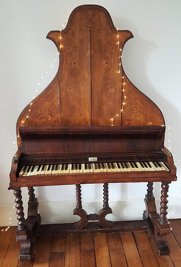 Piano Pyramide Pyramidal Piano Lyre Piano Forté Piano Ancien Piano Collection Piano Girafe Piano Harpe Achat Vente Expertise