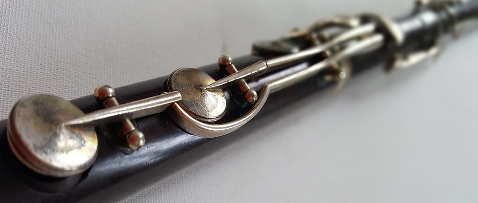 Clair Godfroy flute
