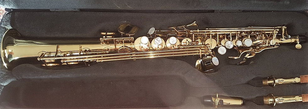 Saxophone Soprano série III Selmer