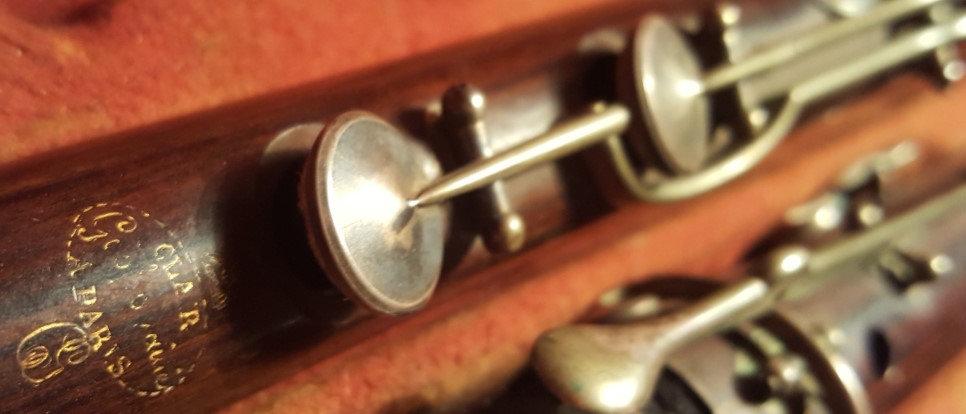 Flûte  Clair Godfroy Aîné à Paris