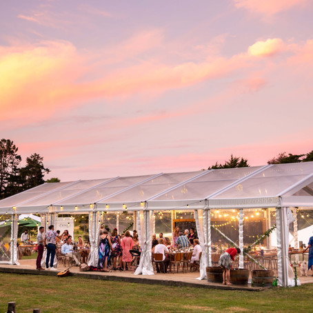 Stuck on a wedding venue? Check out Waterfall Farm, Auckland