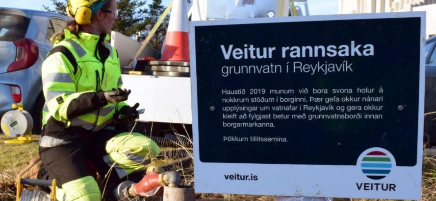 Kortlagning á vatnafari innan Reykjavíkurborgar