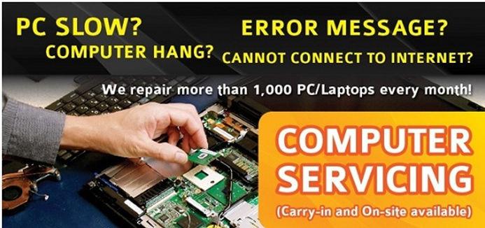 Computer MacBook laptop repair Eunos Choa Chu MRT Trade-in