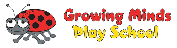 Growing Minds Play School Logo Transpare