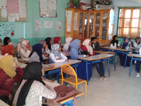 17 Libraries in Zagora: Thank You, Morocco Library Project!