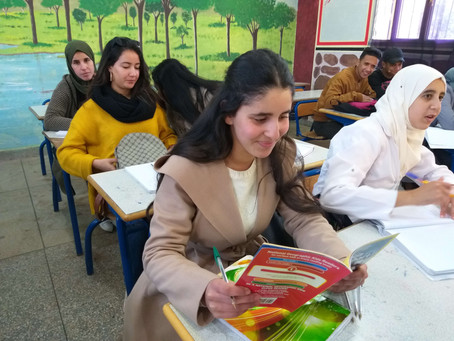 Educating Girls Can Stop Gender Inequality in Morocco!