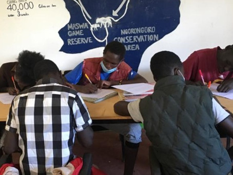 In Their Words: Stories from Young Maasai