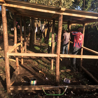 Building the tool shed