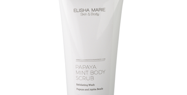 Papaya Mint Body Scrub
