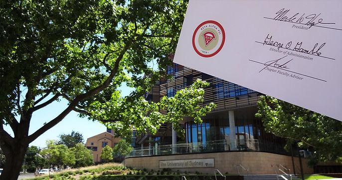 A Peak at the University of Sydney Business School