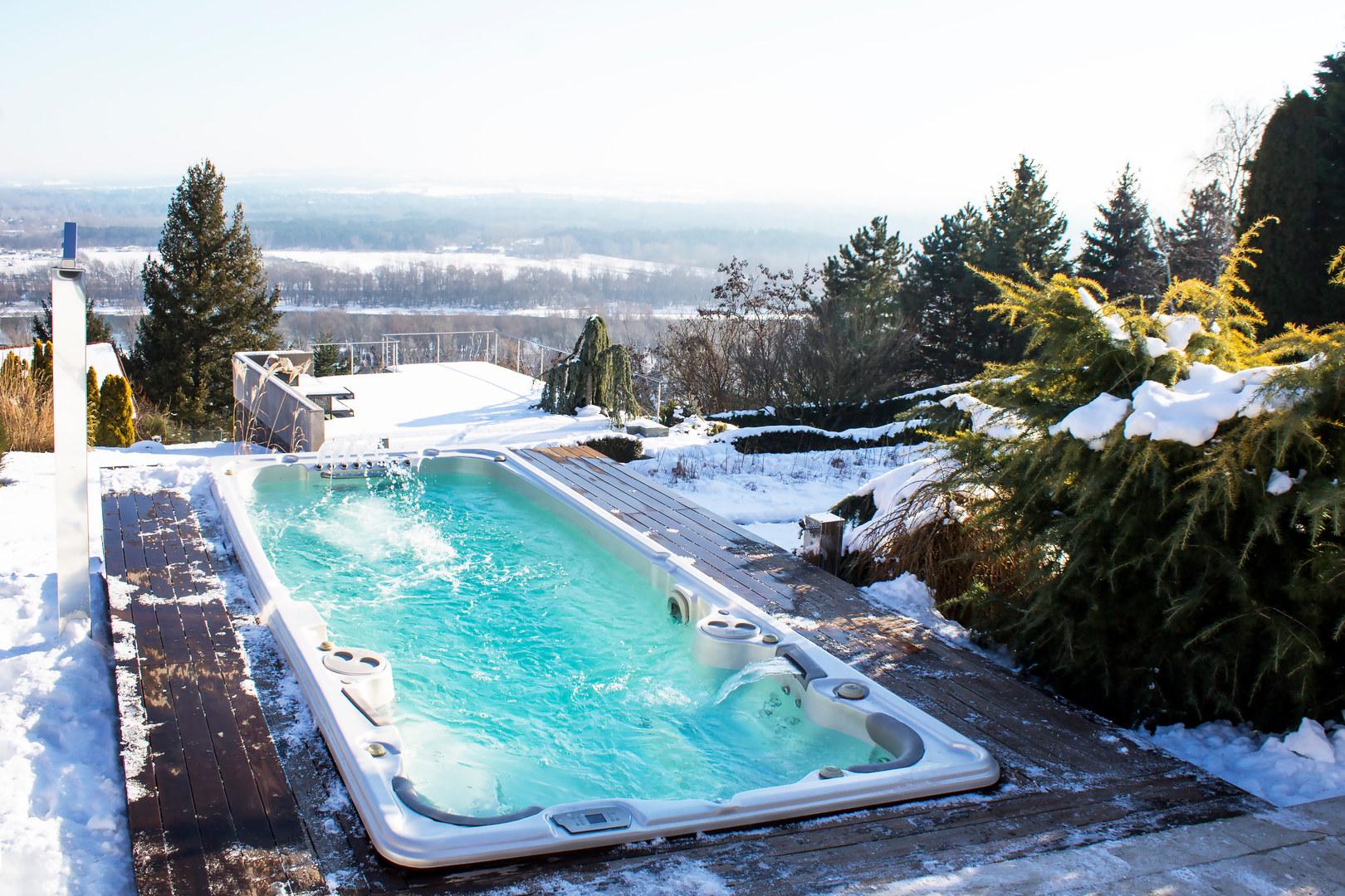 Swim Spa by Hydropool