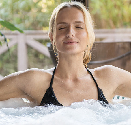 3 ways hot tubs are good for you