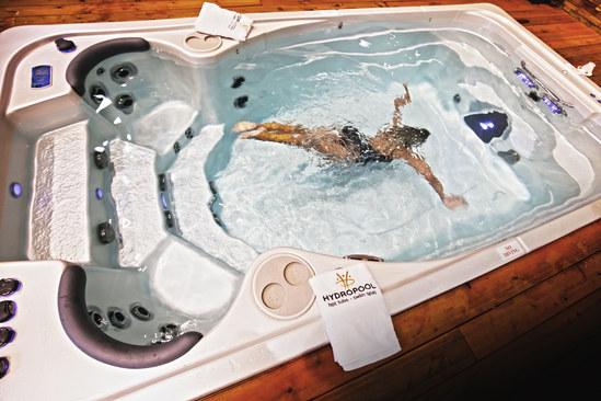 AquaPro Swim Spa by Hydropool