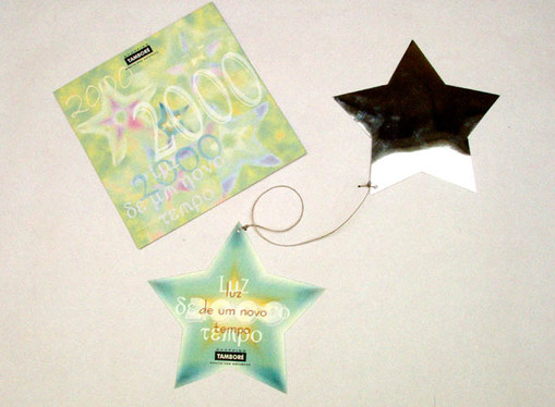Christmas Card for Tamboré Shopping