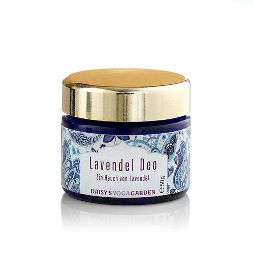 Lavendel Deo – ein Hauch von Lavendel