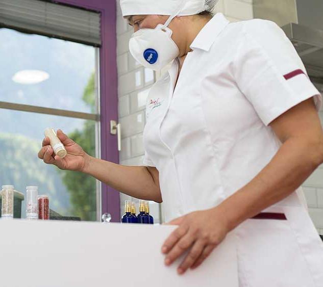 Höchste Hygienstandards