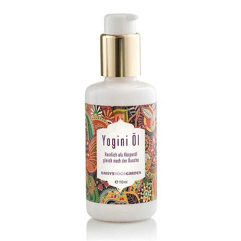 Yogini Öl – herrlich als Körperöl direkt nach der Dusche