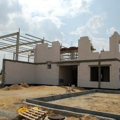 budowa budynku biurowego i magazynowego