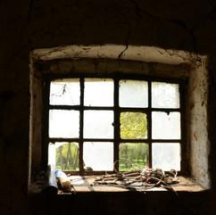 okno w kuźni