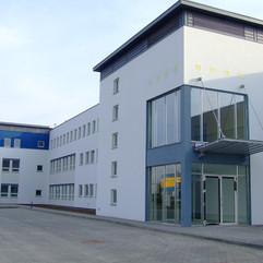 budynek biurowo magazynowy