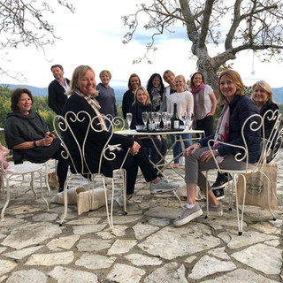 The Group at Domaine De Mournac