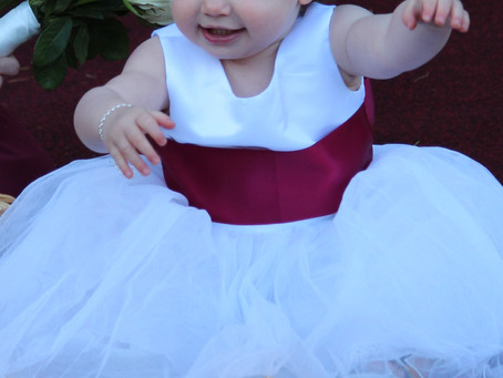 Gorgeous children also provide you with wonderful photo memories of your Special Day!