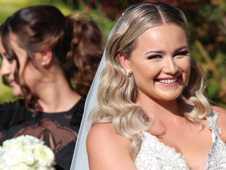 Kendahl was a stunning bride at Oatlands House!