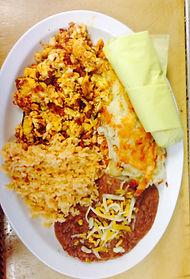 Huevos con chorizo breakfast near 90242