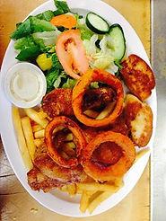 Best Chicken Dinner at The Boys Burgers #10