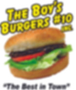 The Boy's Burgers #10 in Downey CA near Kaiser Hospital