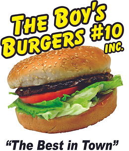 The Boy's Burgers #10 in Downey CA near Kaiser Hospital