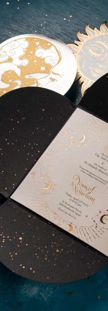 Y&N Wedding Invitation