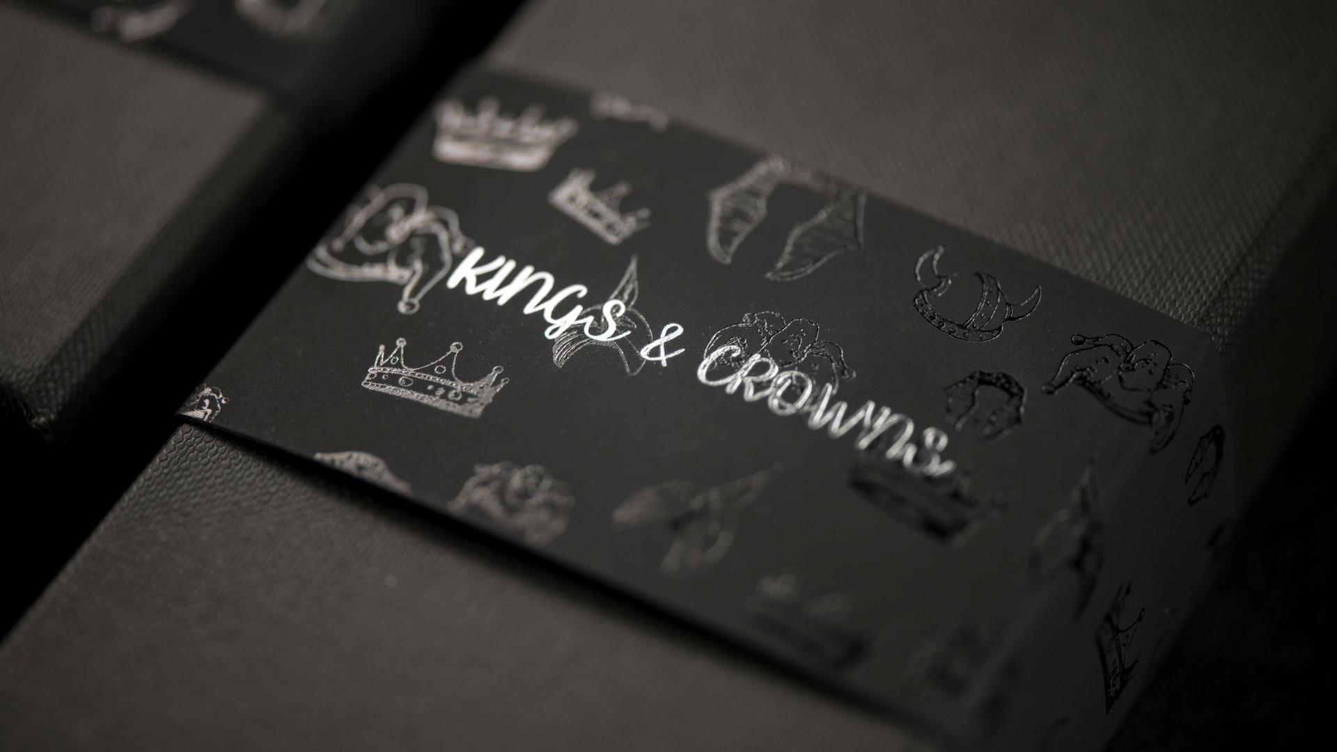 Huwa Kings & crowns