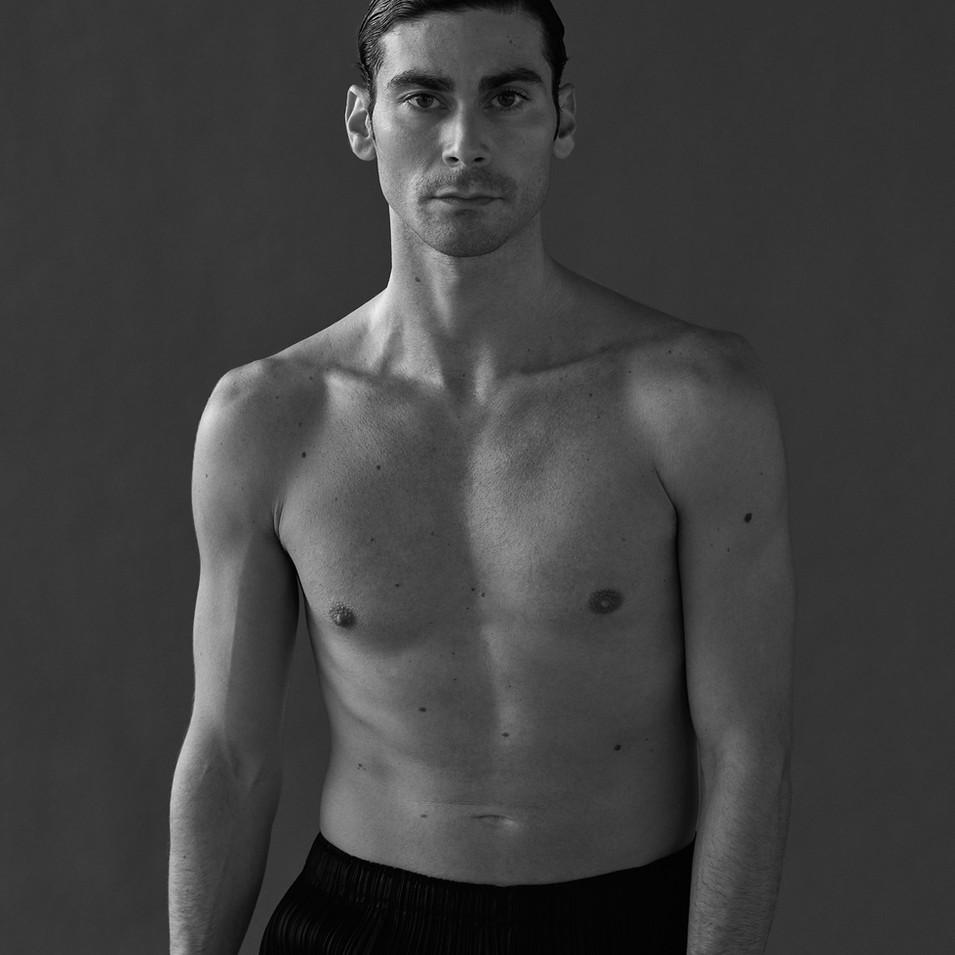 Andrea Carrucciu Portrait