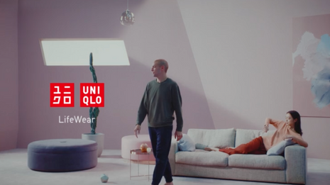 Uniqlo Lounge Wear Global Campaign, August 2019