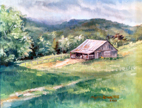 """Hill Side Farm"" SOLD"