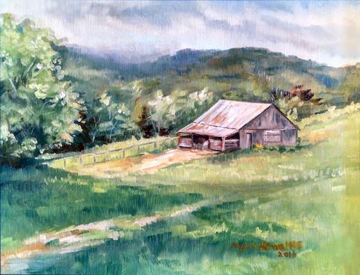 "SOLD ""Hill Side Farm"""