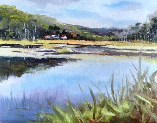 "SOLD ""The Creek at Gerts Knob"""