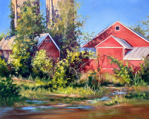 SOLD  -The Farm Between