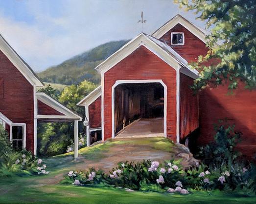 """Lareau Farm Summer"""" $700  11 X 14"""