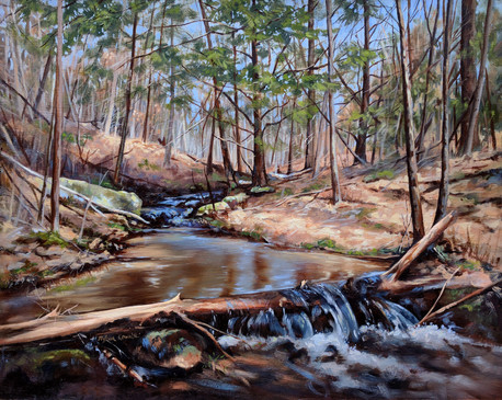 """Polly Brook"" SOLD"