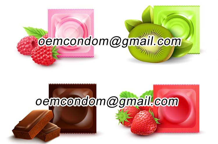 are flavored condoms safe?