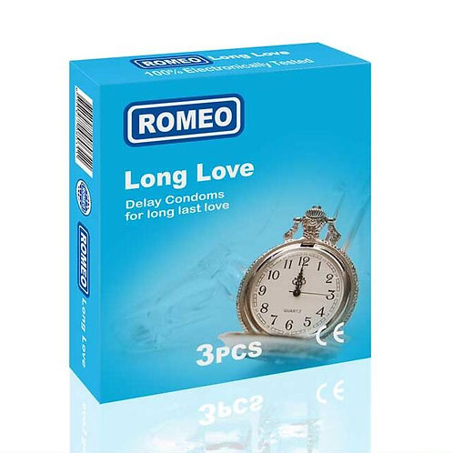 Romeo Long Love Condom