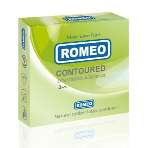 Romeo Contoured Condoms