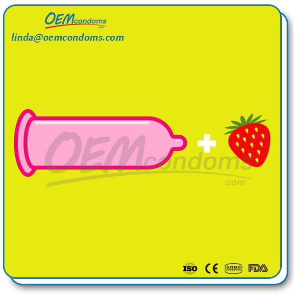 tasty condom, flavored condom, scented condom manufacturer